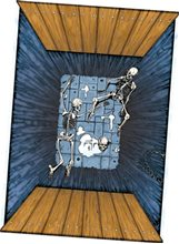 Picture of Spooky Scenes Floor Mat