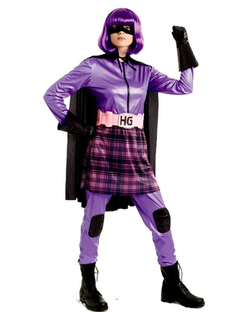 Picture of Kick-Ass Hit Girl Adult Womens Costume