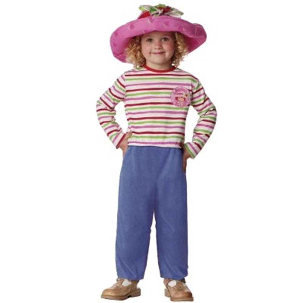 Picture of Strawberry Shortcake Girls Child Costume