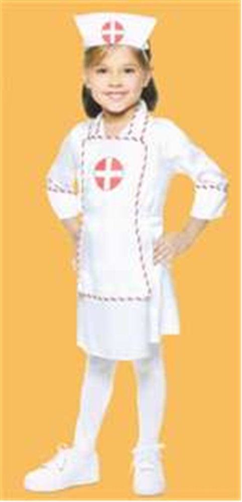 Picture of Nurse Toddler Girl Costume