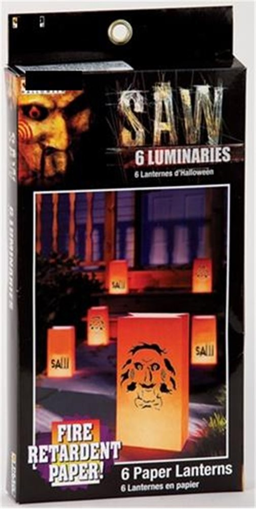 Picture of Saw Luminaries