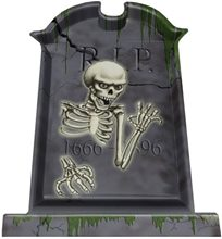 Picture of Cemetery Terror Vac Form Platter