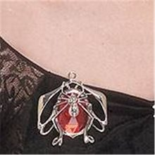 Picture of Black Widow Brooch