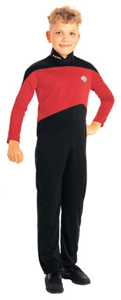 Picture of Star Trek Jumpsuit Boys Child Costume