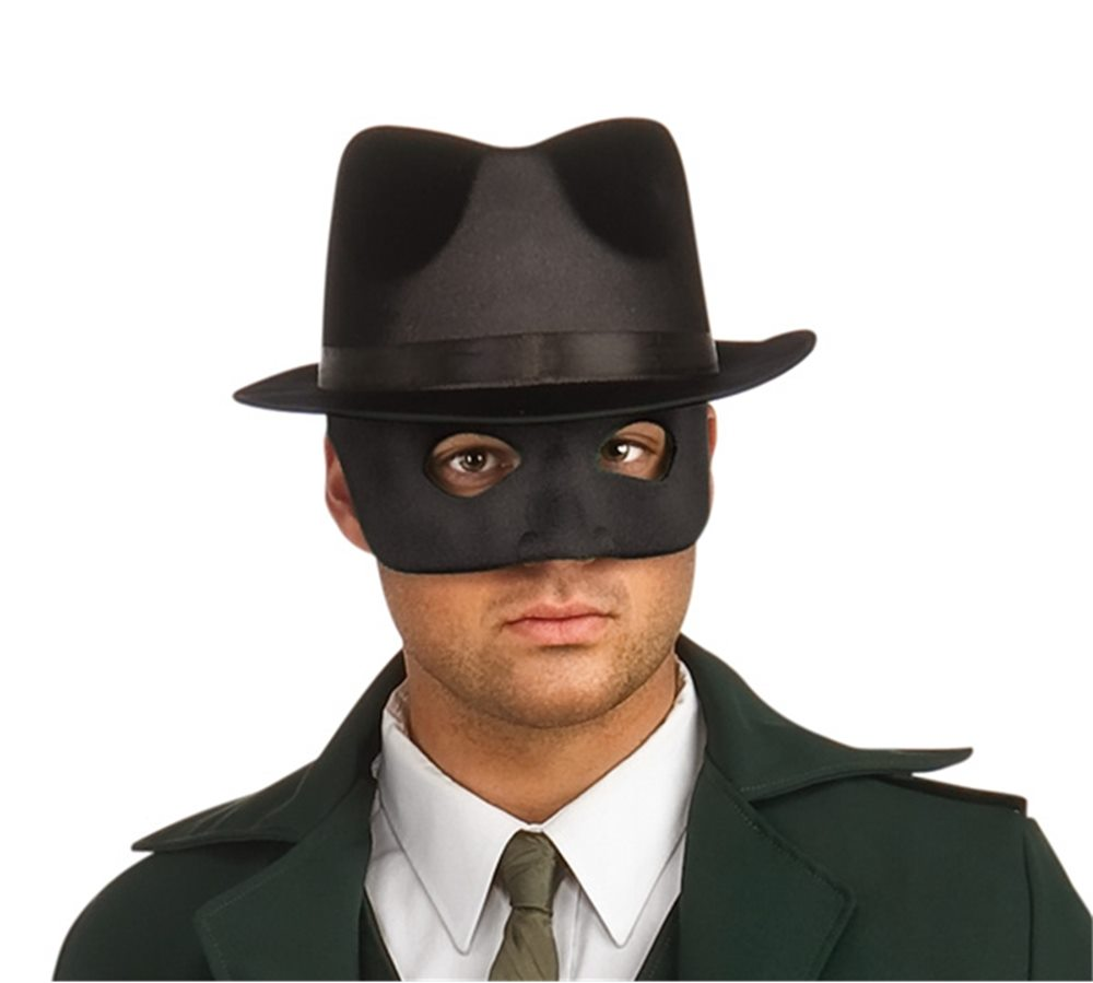 Picture of Green Hornet Eye Mask