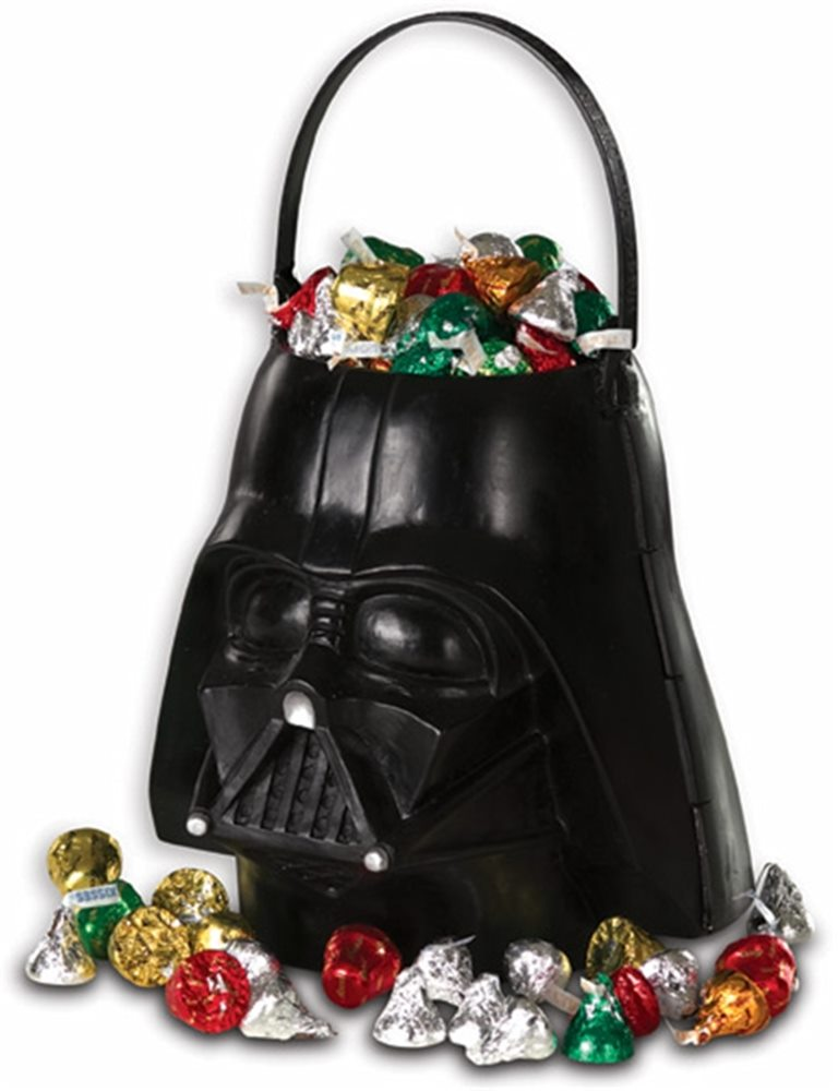 Picture of Star Wars Darth Vader Trick-or-Treat Pail