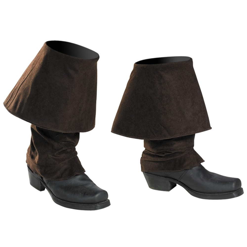 Picture of Pirate Adult Boot Covers