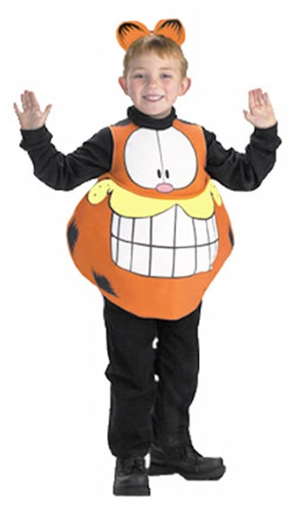 Picture of Garfield Candy Catcher Toddler Costume