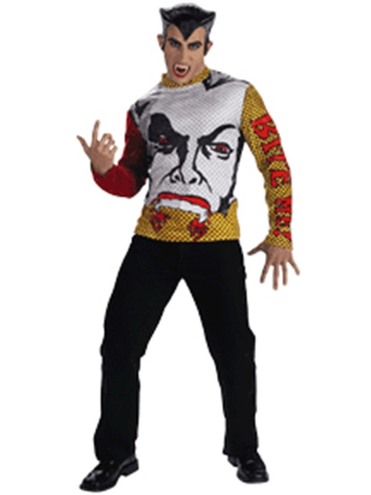 Picture of Pop Vampire Count Adult Men Costume