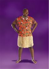 Picture of Cannibal Pluz Size Adult Man Costume