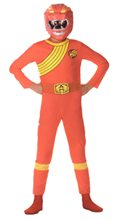 Picture of Red Ranger Wild Force Boys Child Costume