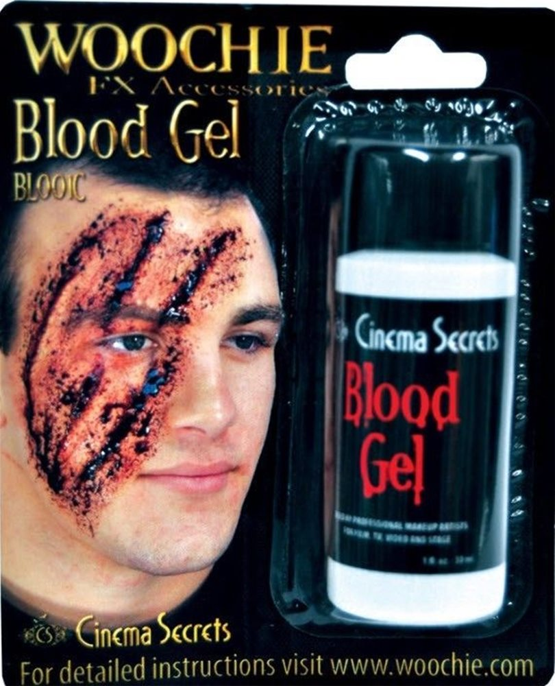 Picture of Woochie Blood Gel 1 oz