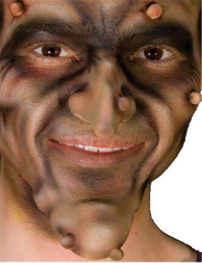 Picture of Woochie Warts Fx Makeup Prosthetic