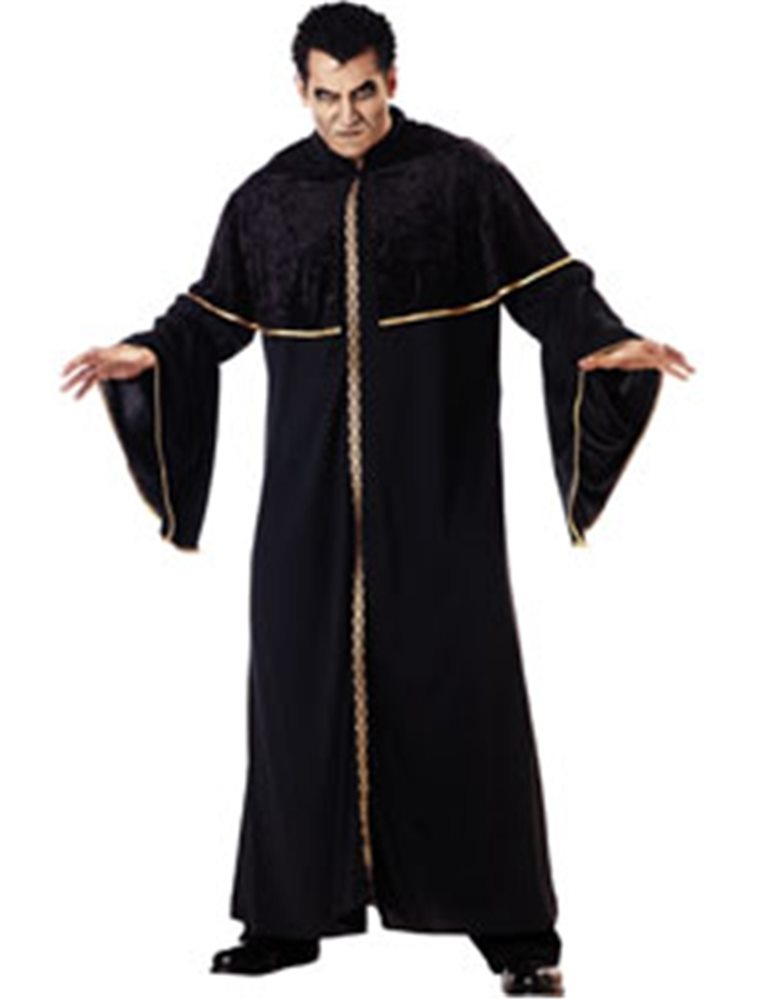 Picture of Minister Darkness Black Men Costume