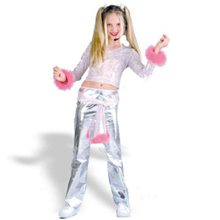 Picture of Deluxe Dream Girl Rock Star Costume