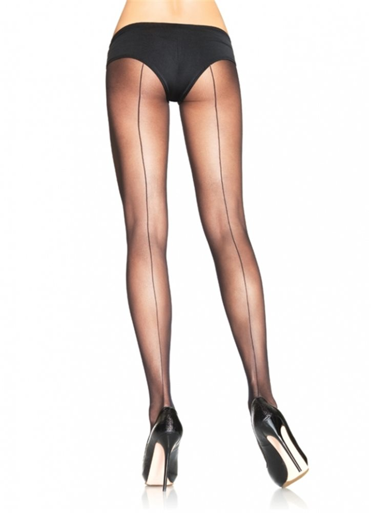 Picture of Sheer Back Seam Pantyhose