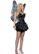 Picture of Deluxe Gothic Pixie Adult Costume
