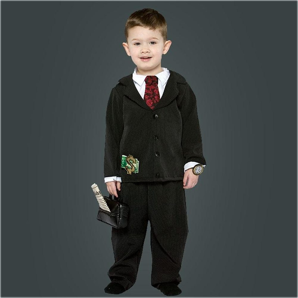 Picture of Future Tycoon Toddler Costume