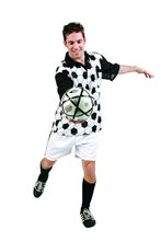 Picture of Deluxe Soccer Player Men Costume