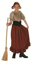 Picture of Renaissance Peasant Child Costume
