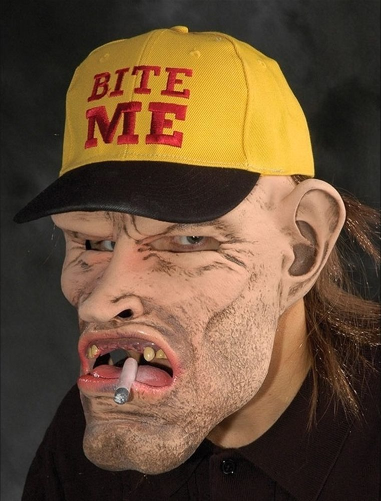 Picture of Dude Bite Me Mask