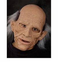 Picture of Geezer Old Man Mask