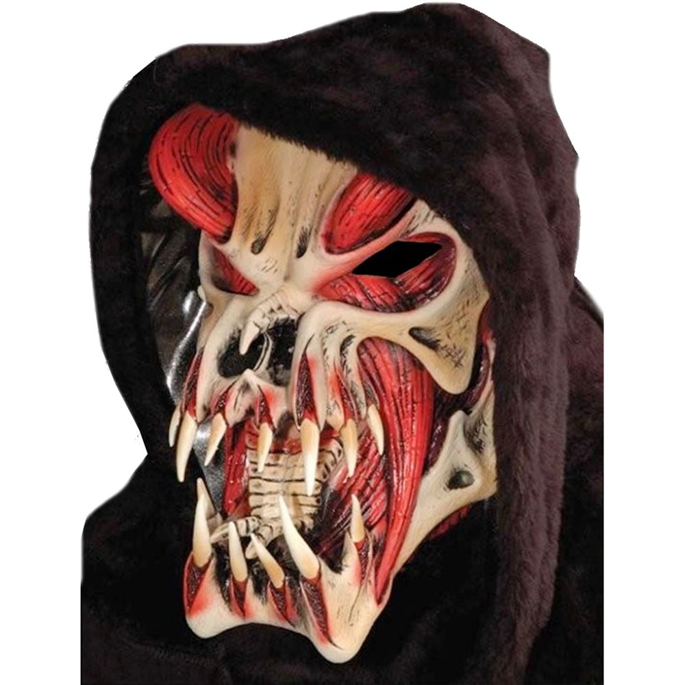 Picture of Predator Red Mask