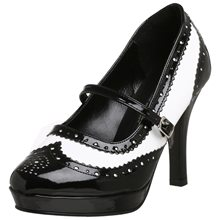 Picture of Maid/Gangster Adult Shoes