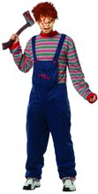 Picture of Chucky Adult Mens Costume