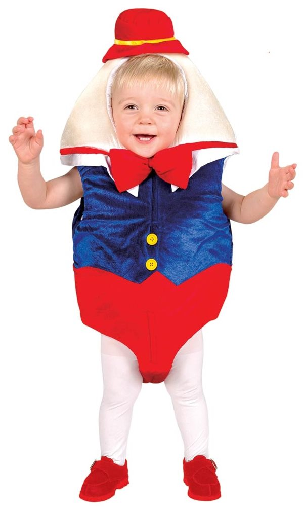 Picture of Humpty Dumpty Toddler Costume
