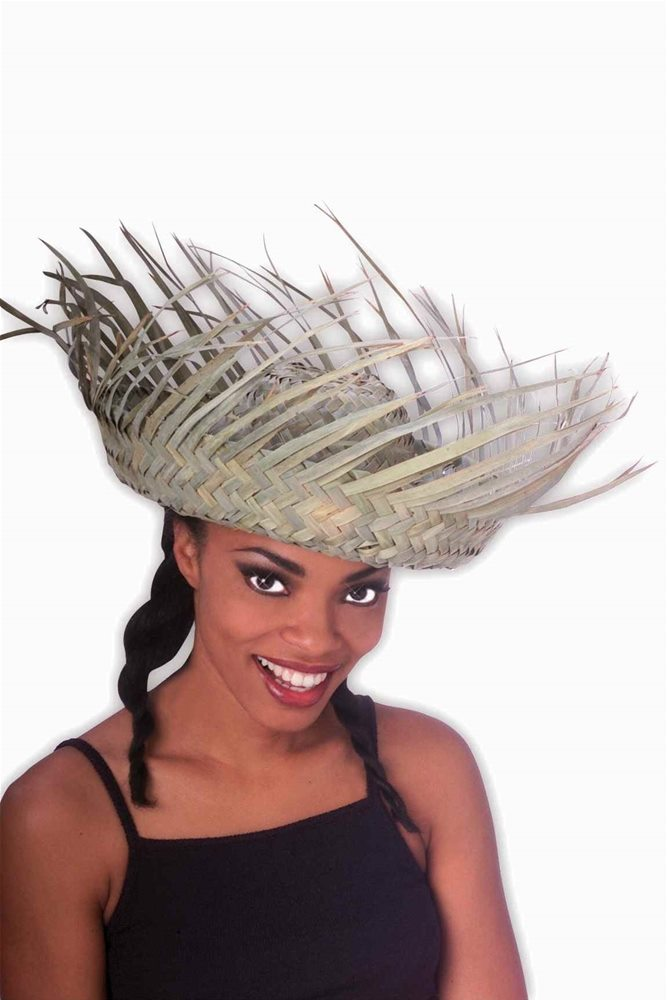 Picture of Straw Bird's Nest Hat