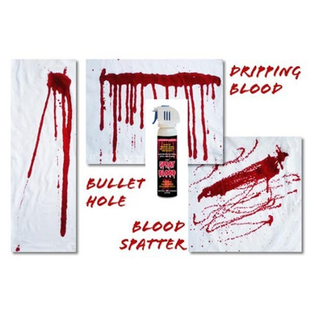 Picture of Spray Blood