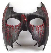 Picture of Bloody Bat Adult Mask