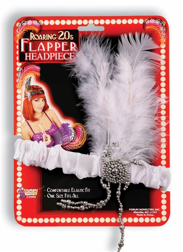 Picture of Charleston Flapper Headband (More Colors)