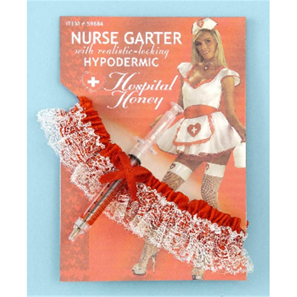 Picture of Nurse Garter With Hypodermic
