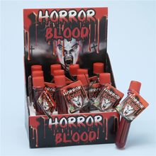 Picture of Horror Blood Test Tube