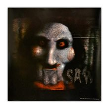 Picture of Saw Jigsaw Spooky Cling
