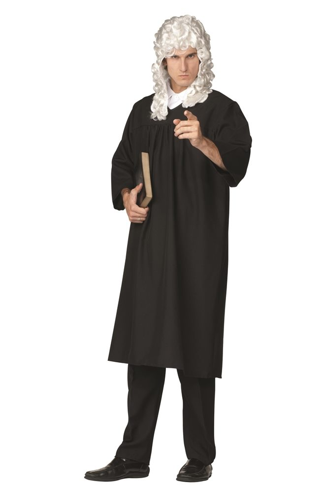 Picture of Judge Adult Mens Costume