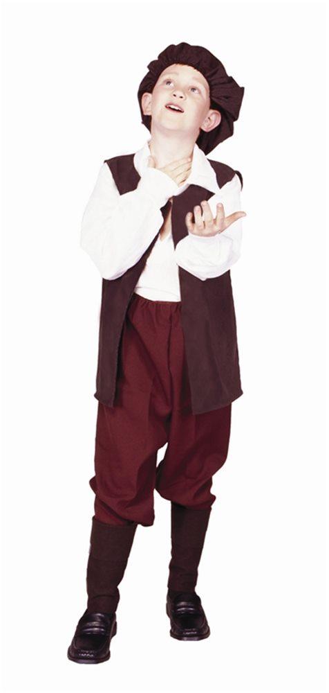 Picture of Renaissance Boy Child Costume