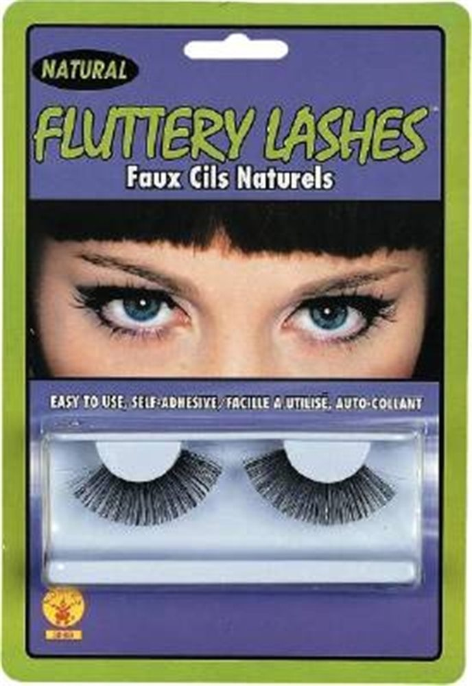 Picture of Natural Eyelashes Black