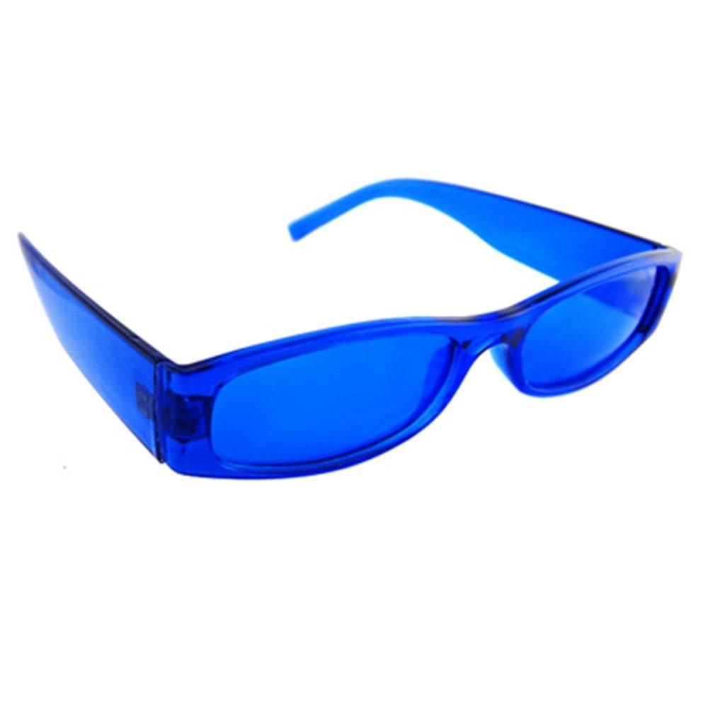 Picture of Translucent Attitude Glasses Blue