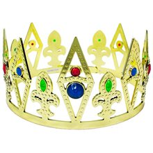 Picture of Gold Regal Adult Crown