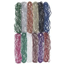 Picture of Metallic Beaded Necklaces