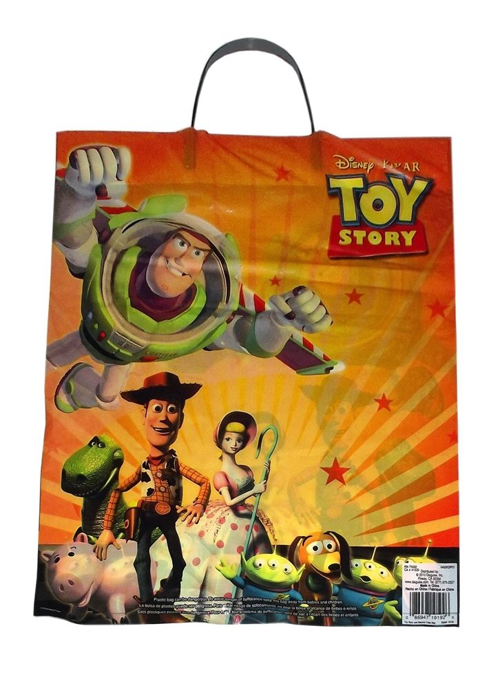 Picture of Toy Story Plastic Treat Bag