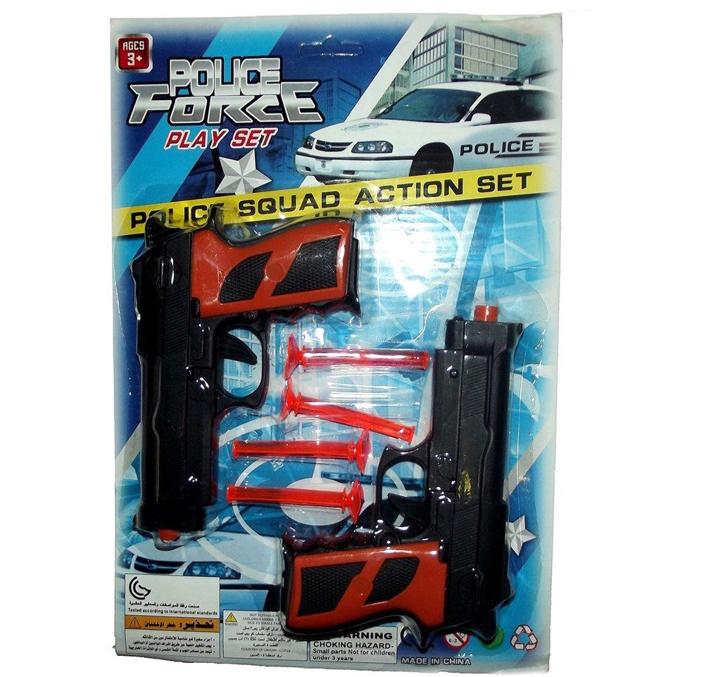Picture of Soft Dart Twin Gun