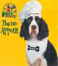 Picture of Bon Appetit Pet Costume