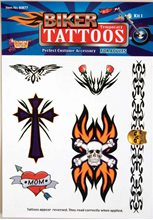 Picture of Biker Tattoo Kit