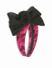 Picture of Neon Pink Headband with Bow