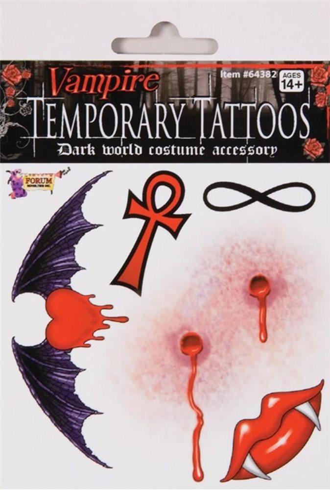 Picture of Vampire Tattoo