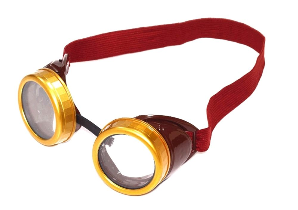 Picture of Steampunk Brown Goggles